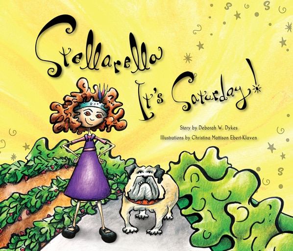 Stellarella, It's Sunday!
