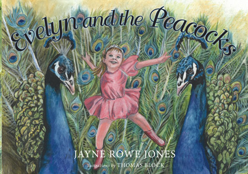 Evelyn and the Peacocks